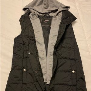 Arizona Vest with hood, size medium